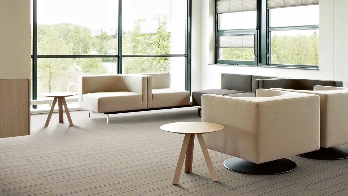 Flotex Linear Pinstripe floor - t565007
