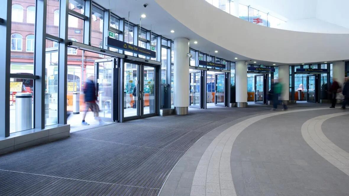 Nuway Birmingham station