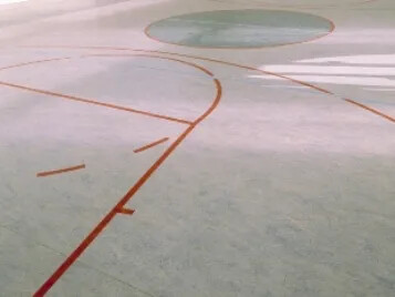 sport floor covering