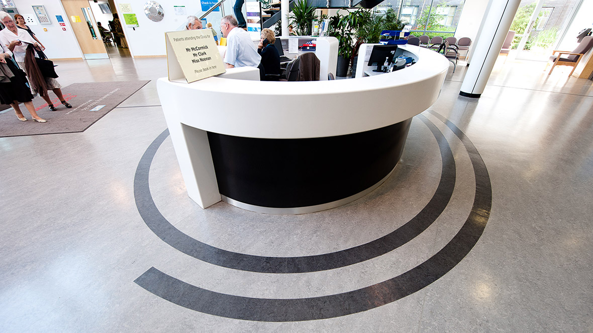 Aintree Hospital UK