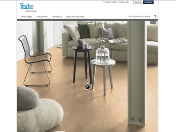 Residential floor coverings forbo flooring systems Floorplanner