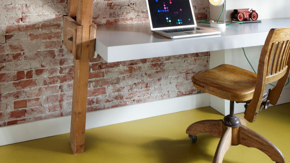 Linoleumbeläge von Forbo für den Wohnbereich