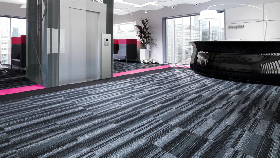 Tessera Commercial Carpet Tiles Forbo Flooring Systems