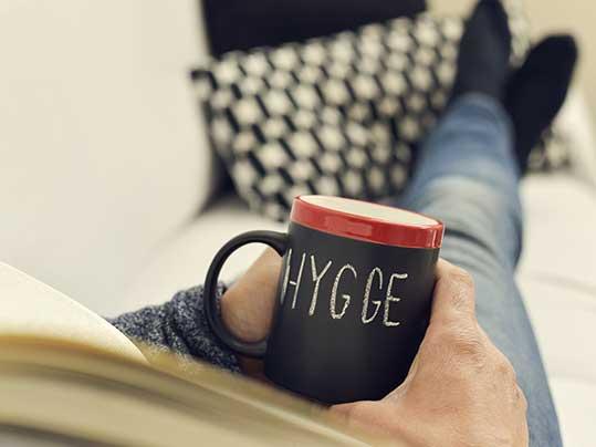 Hygge - Anleitung zum Glücklichsein