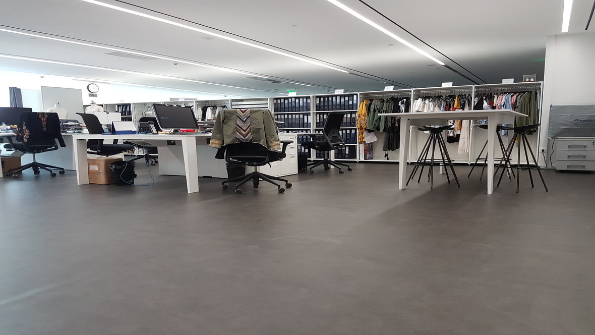 Inditex Trent Retail Office (Zara)
