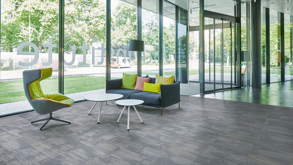 Revêtement de sol dalles textiles | Forbo Flooring Systems