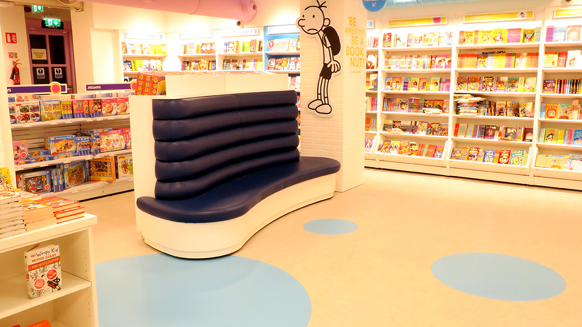 Easons Kids Department 1
