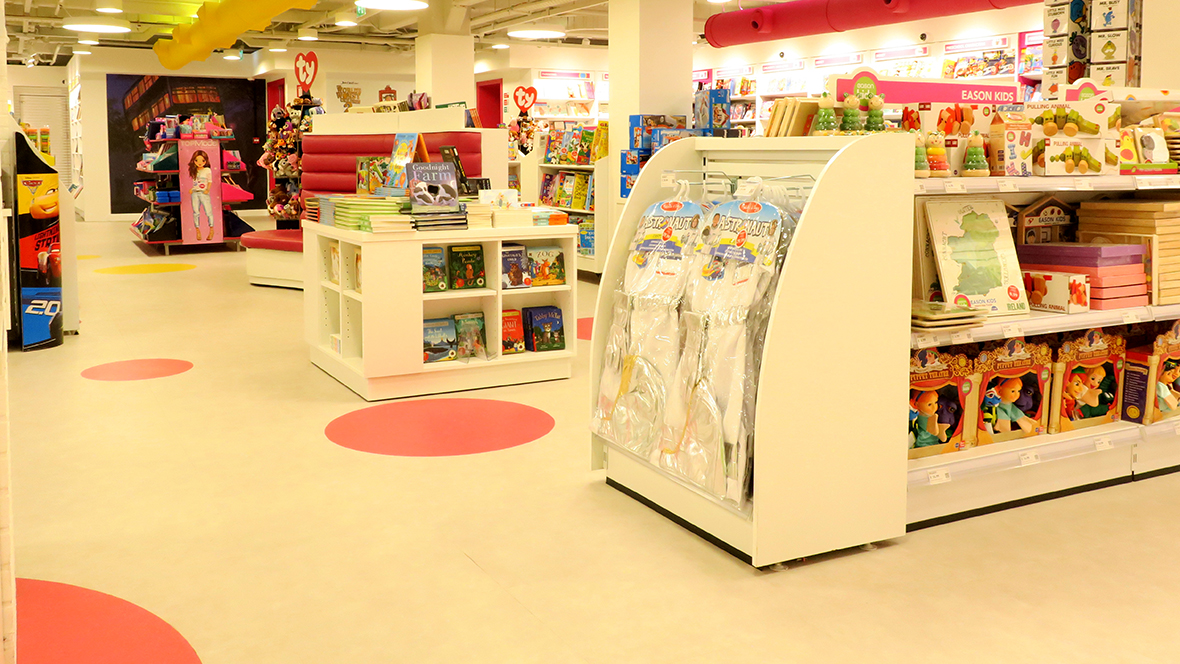 Easons Kids Department 2