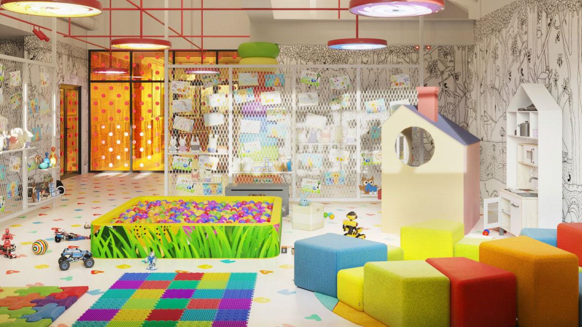 Children's Center Dacha Benua