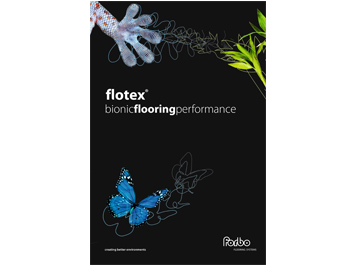 Flotex Flocked flooring Brochure