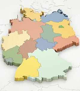 Bundesländer im Vergleich