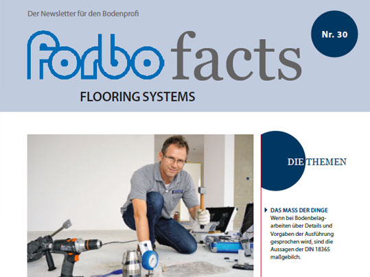 Forbo Facts 30