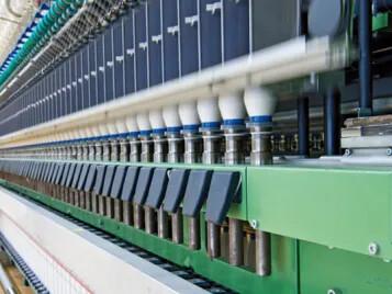 yarn manufacturing