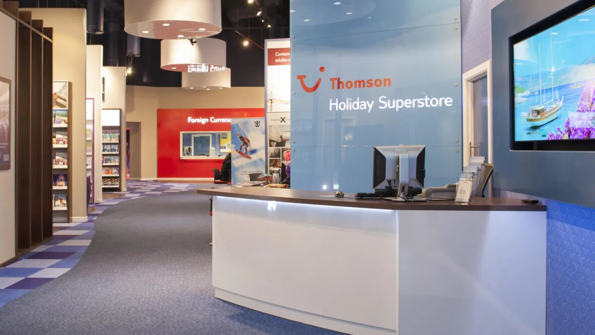 Thomson Holiday Store-A