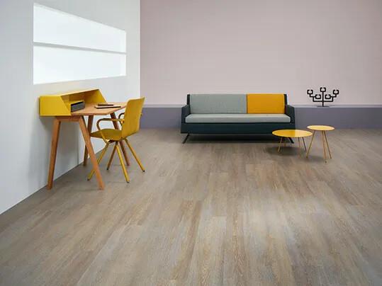 Revêtement de sol LVT clipsable ou flottante | Forbo Flooring Systems
