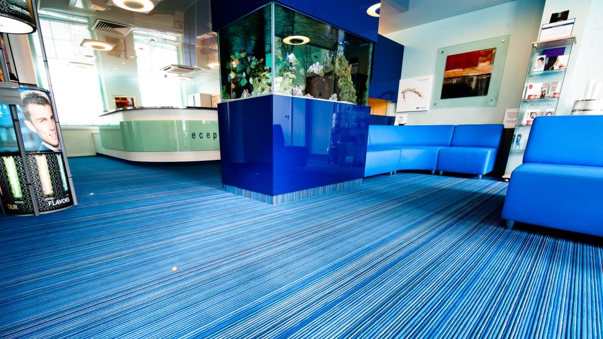 Flotex Flocked Flooring - Sheet and Tile