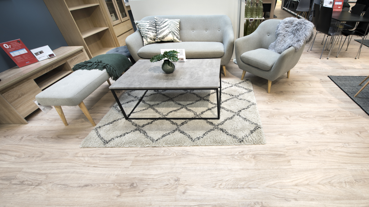 JYSK NORDIC -  luxury vinyl wood planks