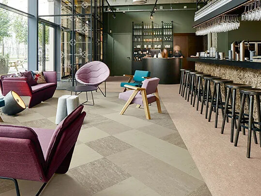 Marmoleum Of Pvc : Best practice pvc & greentag forbo flooring systems