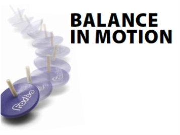 Balance in motion