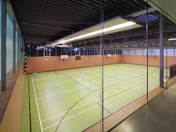 Sporthalle Bieldefeld Ubbedissen