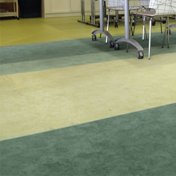 Flotex Colour flocked flooring - Calgary