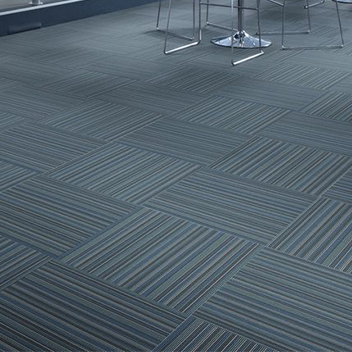 Flotex Linear flocked flooring - Integrity2