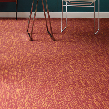 Flotex flocked flooring - Tibor Reich