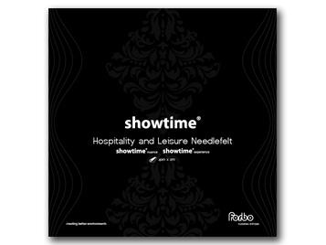Showtime Broschure