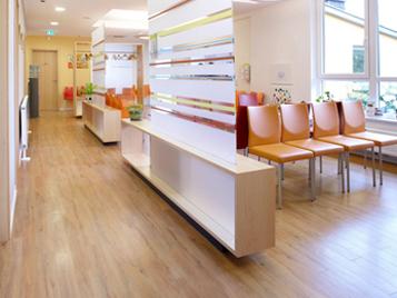 Forbo Bodenbeläge in Reha-Kliniken