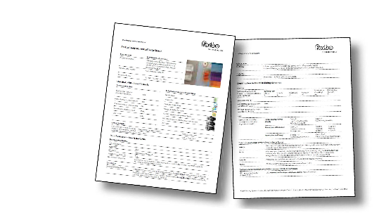 Environmental datasheets 539 x 303