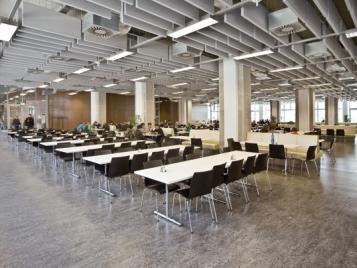 Forbo Bodenbeläge für Universitäten, hier: Hochschule für Technik