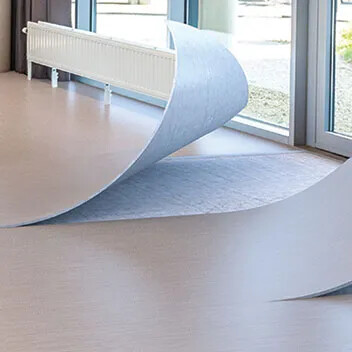 Modul'up loose lay flooring