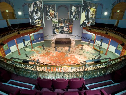 Aquajet Leeds museum
