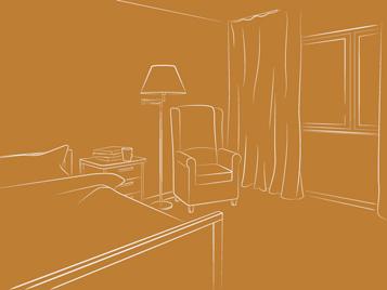 Lebensräume - Farbkonzepte für den Altenpflegebereich