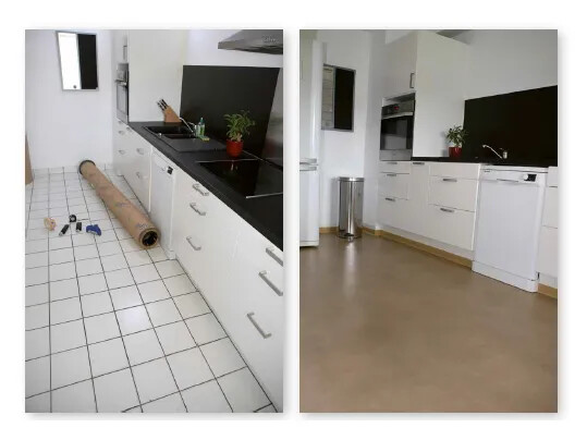 Sols pose libre en rénovation | Forbo Flooring Systems