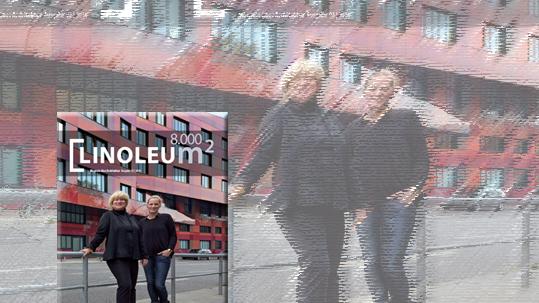 Linoleum Quadrat 02|2014 Titel