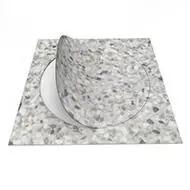 63586DR7 grey terrazzo circle