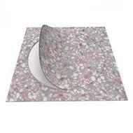 63588DR7 pink terrazzo circle