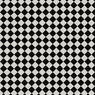 2322900 Damier noir et blanc