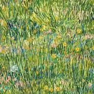 941 Van Gogh Patch of Grass