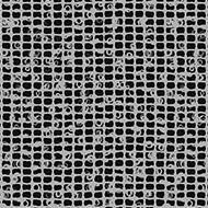 980405 Mosaic monochrome