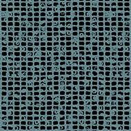 980406 Mosaic aqua