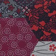 200003 kimono red